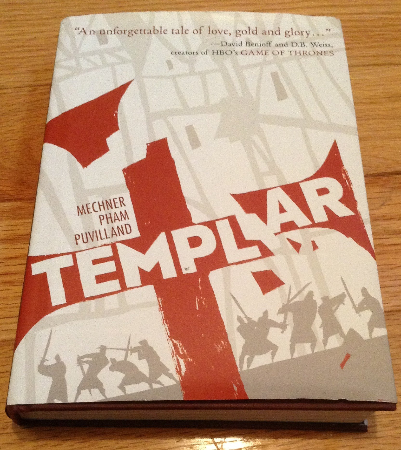 Templar (Graphic Novel)