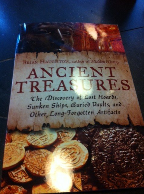 Book Review: Ancient Treasures, by Brian Haughton