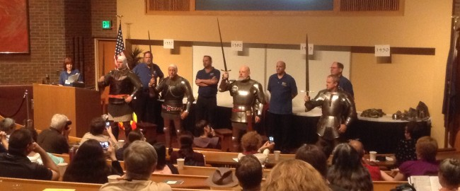 How Shall a Man Be Armed? Evolution of Armor during the Hundred Years War