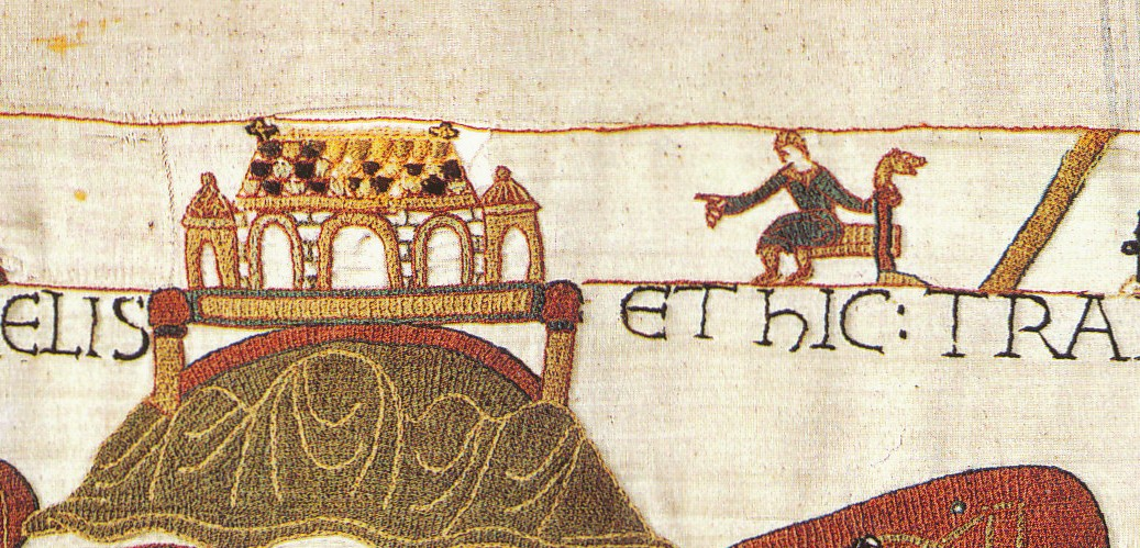 Designer of the Bayeux Tapestry identified