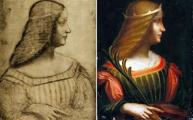 Leonardo da Vinci painting discovered in Swiss bank vault