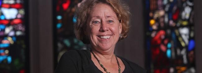 Robin Fleming - photo courtesy MacArthur Foundation