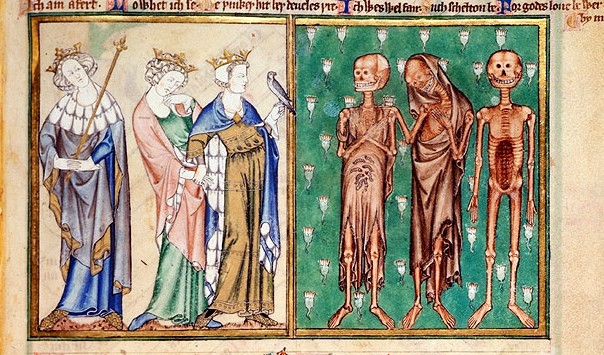 The Medieval Walking Dead