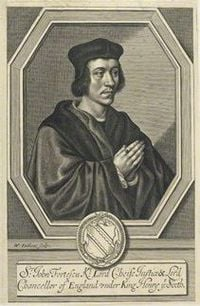 John Fortescue Lord Chief Justice(1395-1485)