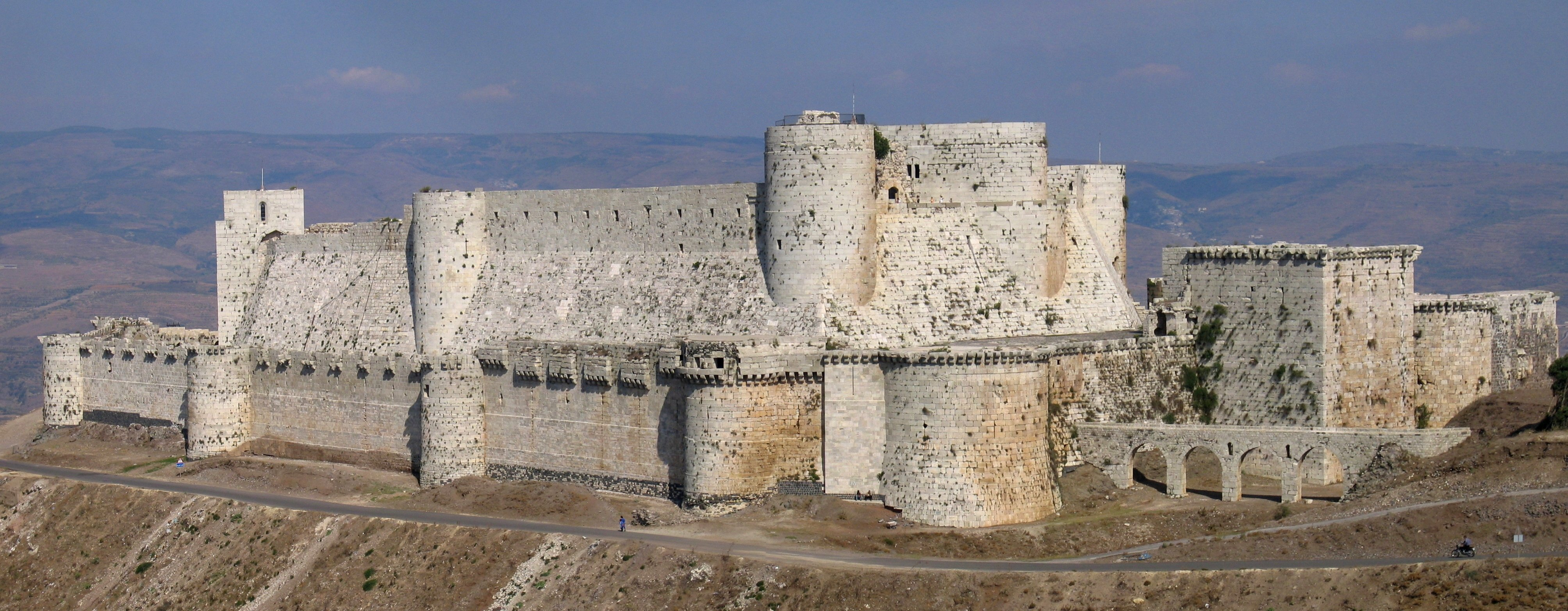 Crac des Chevaliers – once again – Comments on the state of research