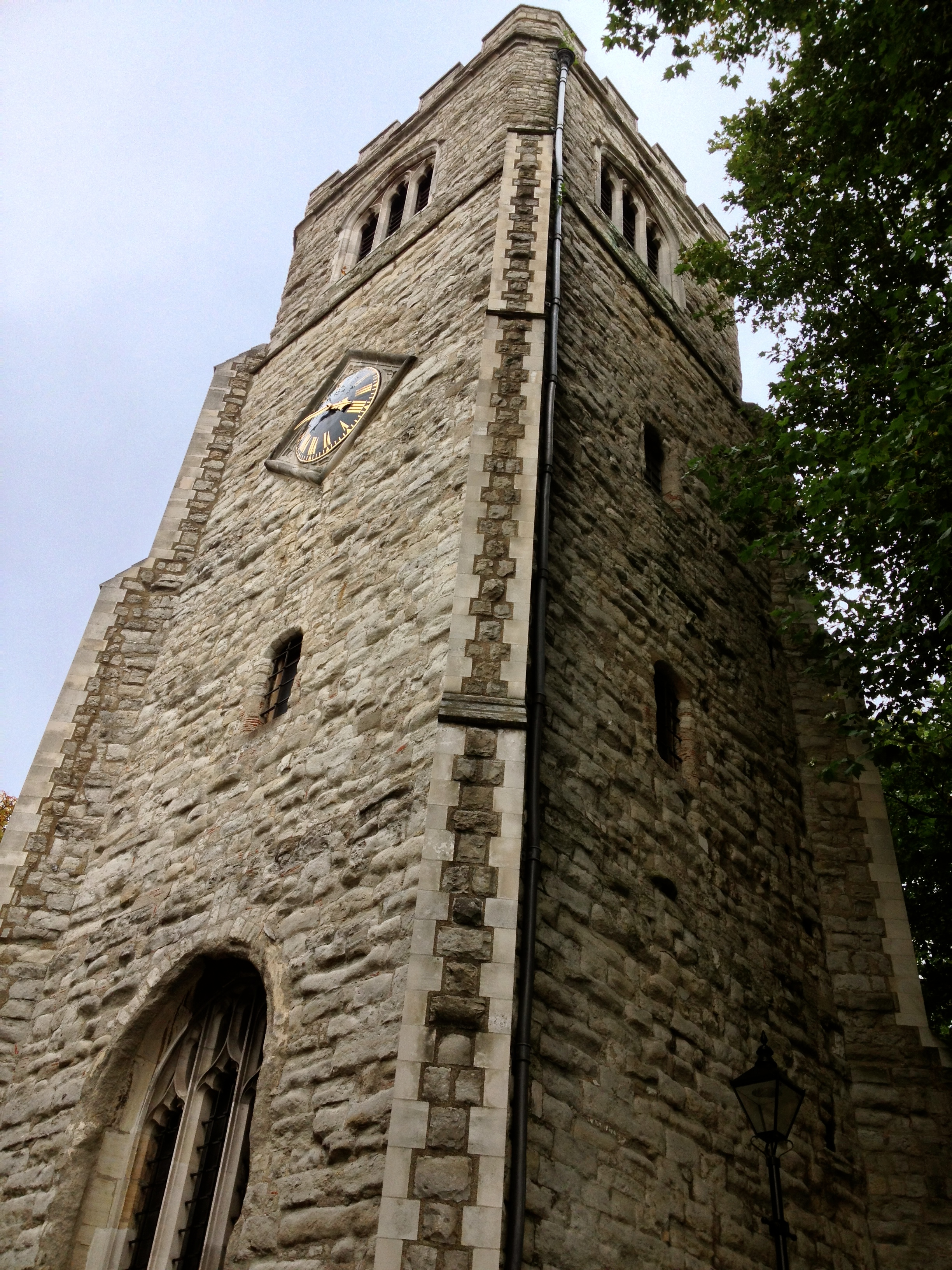 St. Augustine's Tower - Exterior