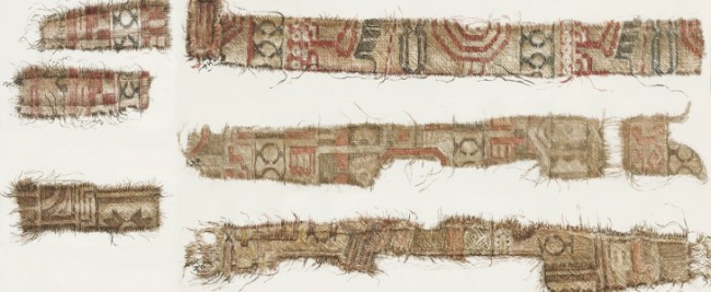 Vikings-Persian-Silks - photo courtesy University of Oslo