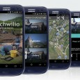 The new Archwilio App will now allow smartphone and tablet users to digitally explore over 100,000 archaeological records in Wales for the first time.