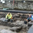 Dig Dunfermline was a community project that included an archaeological team and 83 volunteers who spent several weeks examining an area where amuseum and art gallery will be built next spring.
