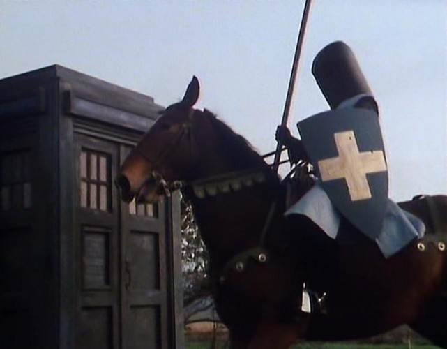 medieval doctor who