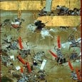 Bushido's derivative word, bushi, was the original term for the upper warrior classes. The spiritual aspects of it arose from two main sources: Buddhism and Shintoism. Buddhism provided the necessary components for bravery in the face of death.