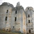 A look at one website that documents abandoned medieval castles and other sites in France.
