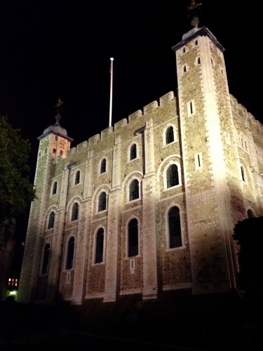 The White Tower - The Tower of London