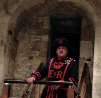 Yeoman Warder - Tower of London Twilight Tour
