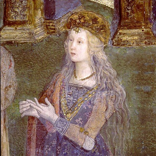Miraculous Art On The Edge Hair And Hands In Renaissance Italy Short Hairstyles Gunalazisus