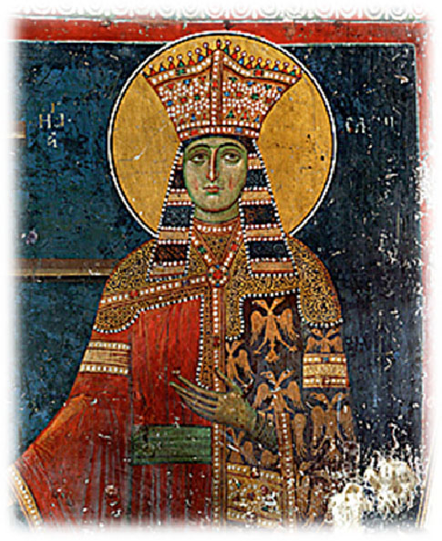 The last Serbian queen: Helena Palaiologina (1431- 1473)