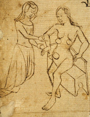 medieval birth control
