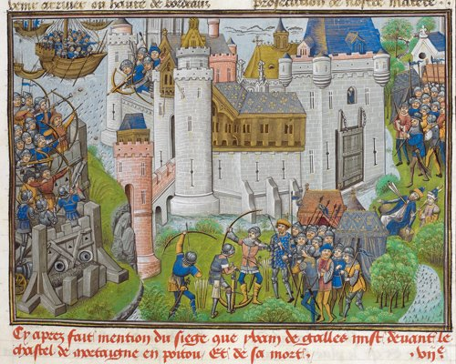 Under Siege - Medievalists.net