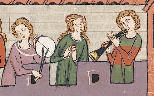 Codex Manesse, fol. 192v, Albrecht von Rapperswil / Albrecht von Raprechtswil