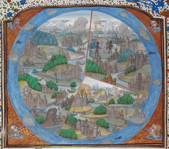 The Great Transition: Climate, Disease and Society in the 13th and 14th Centuries