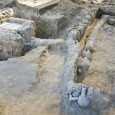 Archaeologists working near the central-Israeli city of Ramla have discovered the remains of an eleventh-century villa that had its own garden fountain.