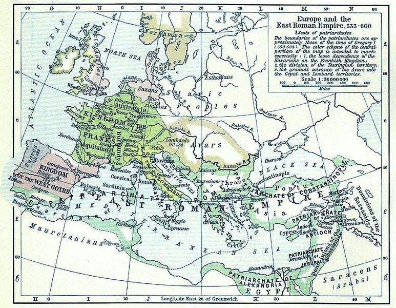 an overview of carolingian experiment and the charlemagnes strength Charlemagne and the carolingian empire though the merovingian franks  started as a strong dynasty, the last of the merovingian kings were so weak that  their.
