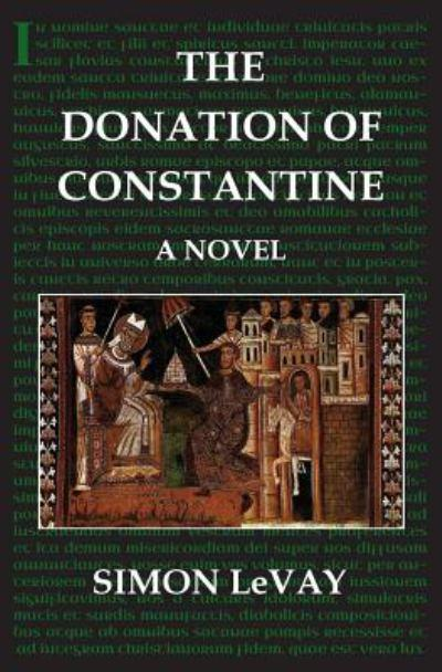 Book Review: The Donation Of Constantine: A Novel, by Simon LeVay