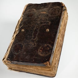 Codex Zacynthius - photo courtesy Cambridge University Library