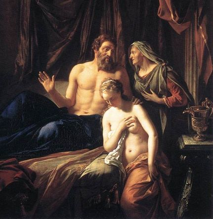 An Ideal Marriage: Abraham and Sarah in Old English Literature