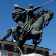 Rodrigo Díaz, better known by his title El Cid, has traditionally been portrayed as one of the great heroes of Spanish history, perhaps the perhaps the Spanish national hero par excellence.