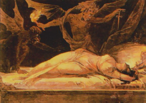 Incubus: the medieval nightmare disease
