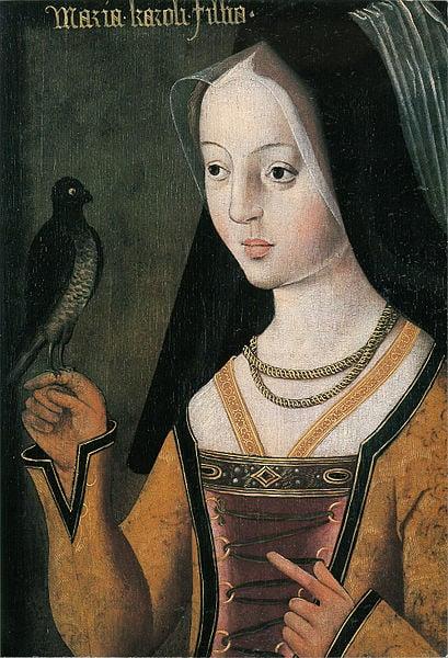 Mary, Duchess of Burgundy