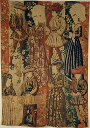 Medieval Courtiers