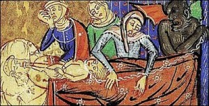 Medieval visions of the otherworld