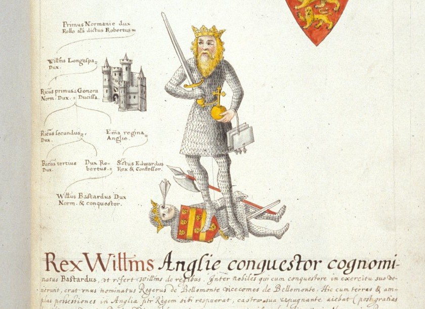 A Revolutionary Reform: How William the Conqueror Conquered the Church