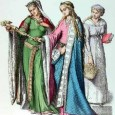 "This article examines the change in women's fashion that occurred during the 12th century. Garments went from loose and flowing to tightly fitted, featuring belts and laces. The author examines this cultural change through the romance stories complied in the ""Lais"" of Marie de France, specifically one featuring the character of Guigemar."