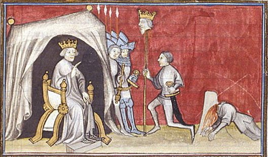 dramatic moment middle ages