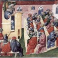 Let's have a five-minute look at medieval education.