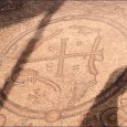 Archaeologists working for the Israel Antiquities Authority have uncovered the remains of a 1500 year old Byzantine church south of Tel Aviv.  It includes a large mosaic and inscriptions in Greek.