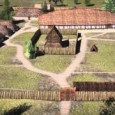 A 3D animation film visualizing the royal complex at the time around 900 AD.