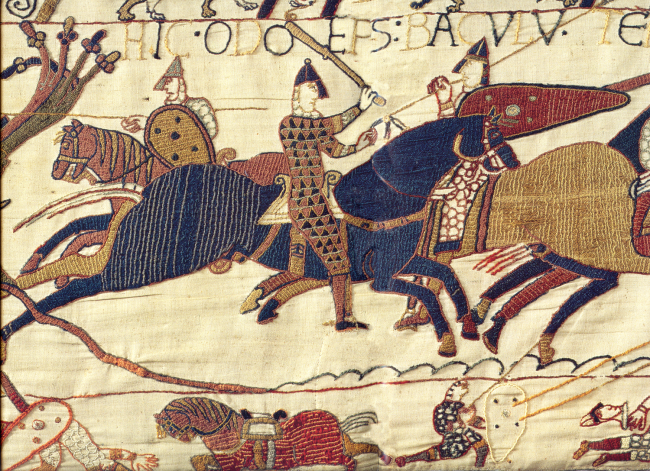 Bayeux Tapestry Horse