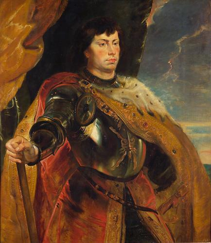 How Charles the Bold dispensed justice
