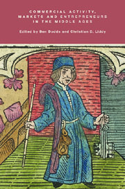 Commercial Activity Markets and Entrepreneurs in the Middle Ages