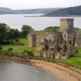Inchcolm abbey has the best-preserved medieval conventual buildings