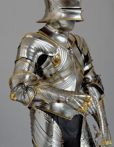 Limitations imposed by wearing armour on Medieval soldiers' locomotor performance
