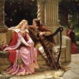 By the high middle ages, Tristan and Isolde's love story had become extremely popular.