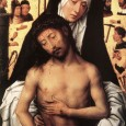 The Man of Sorrows – an iconographic type of Jesus Christ following his Crucifixion – has received extensive analytical treatment in the art-historical literature.