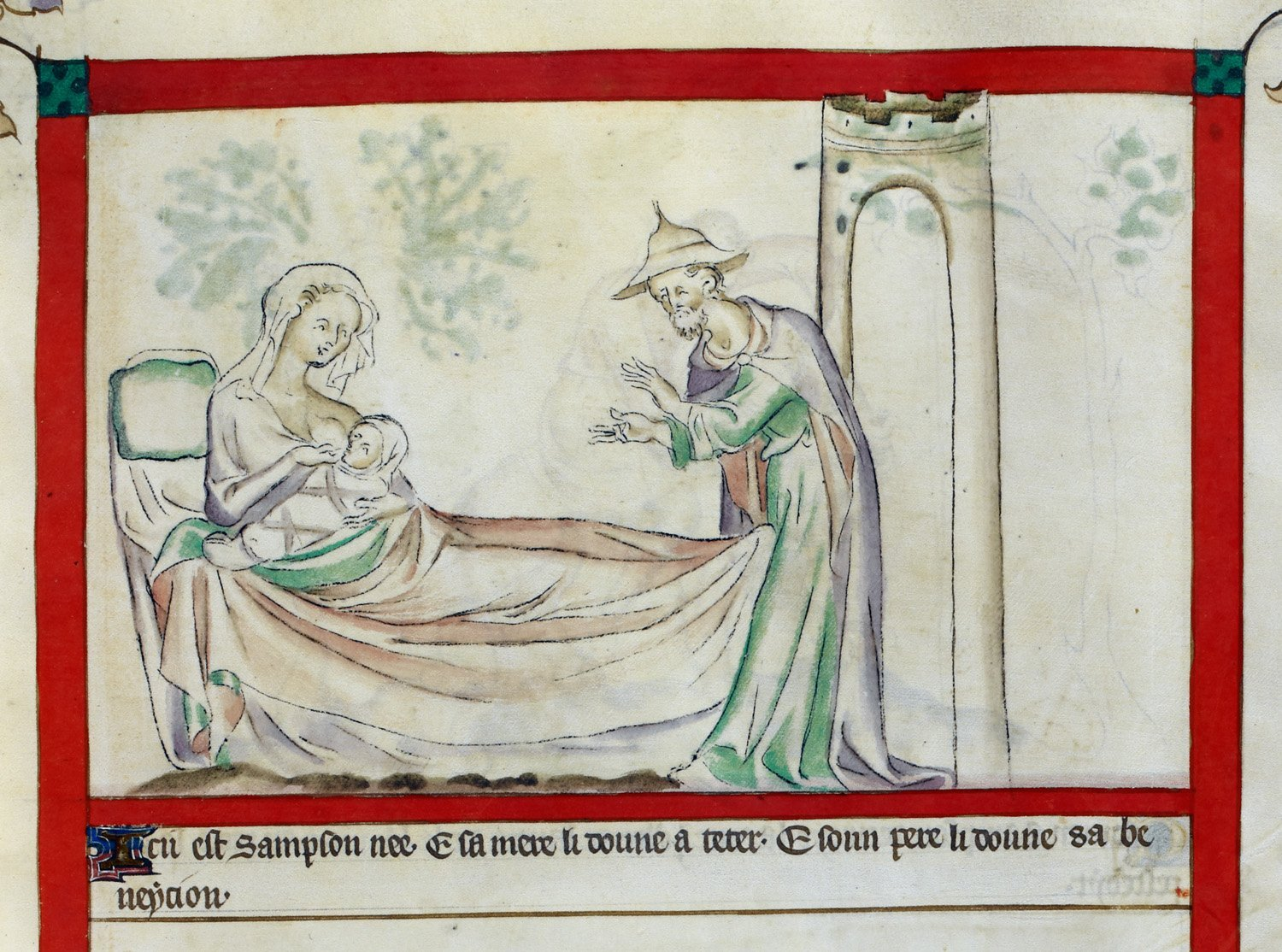 Oh, Baby! Medieval Childbirth