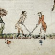 Sometimes there was fine line between sports and pastimes in the middle ages. I believe that where you find sports records you can conclude that medieval people had a fairly well-developed concept of sporting competition.