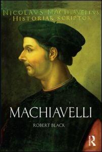 Machiavelli by Robert Black
